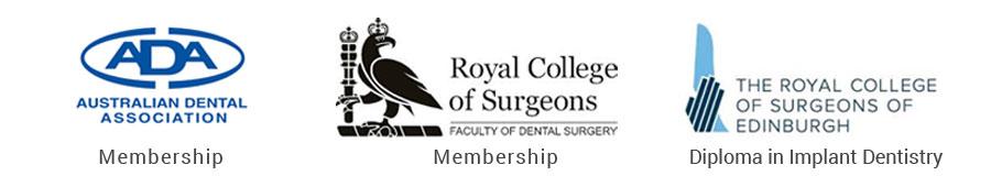 Sunshine Coast Dental Implants - Qualifications